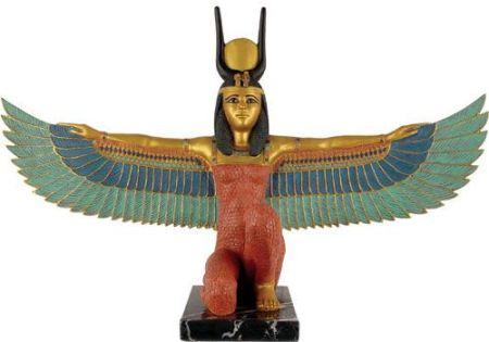 Goddess Isis Kneeling AT-E-200G